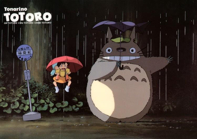 宫崎骏龙猫高清壁纸