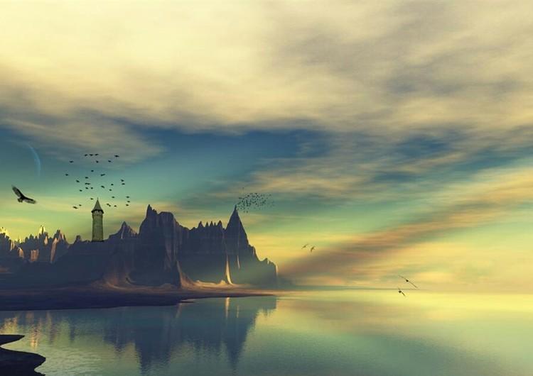 清新的风景图片-自然风景图片_复古清新淡雅的图片_最好看的风景图片