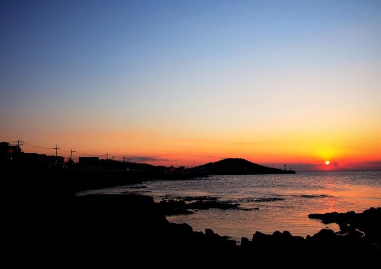 济州岛风光风景手机壁纸
