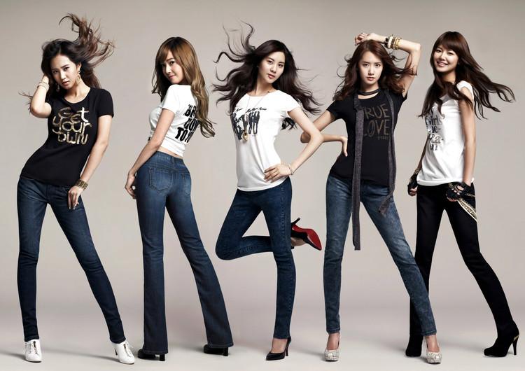 韩国少女时代组合明星壁纸