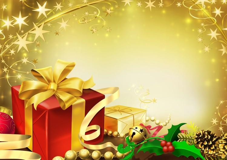 精美简约圣诞节壁纸