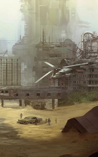 世界末日风格图片壁纸图集