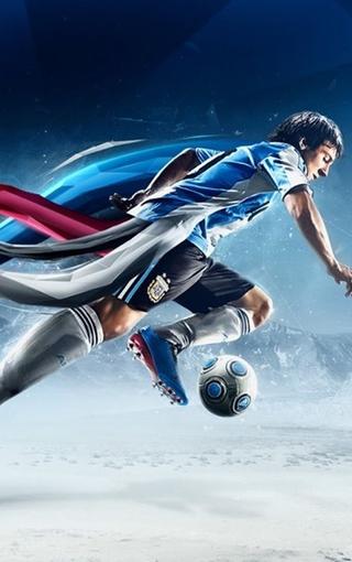 足球明星iphone壁纸下载
