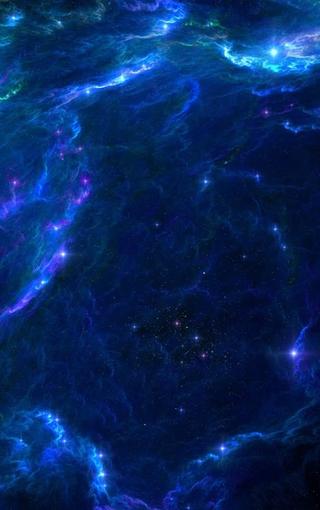 星云宇宙玄幻手机壁纸