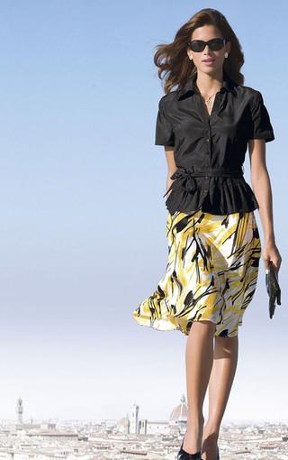 欧美时装秀模特高清手机壁纸