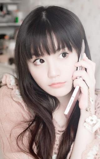 唯美清纯美女手机壁纸下载