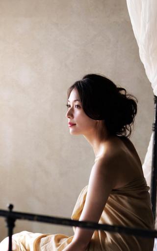 美女林志玲iphone4s高清手机壁纸