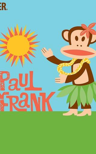 大嘴猴paul frank壁紙 第3頁-zol手機壁紙