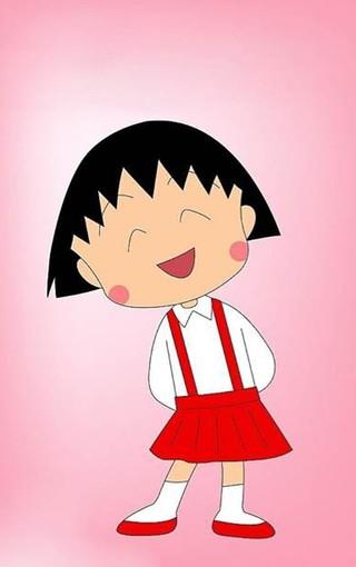 日本卡通动漫樱桃小丸子壁纸