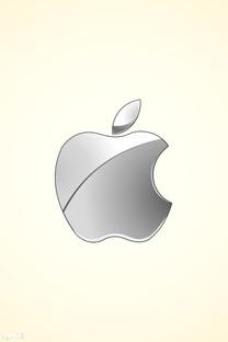 苹果主题logo手机壁纸图片