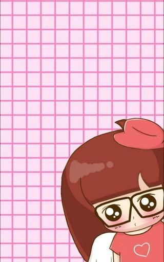 小小瑶可爱手机壁纸 第11页-zol手机壁纸