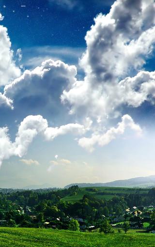 高清风景大图手机壁纸