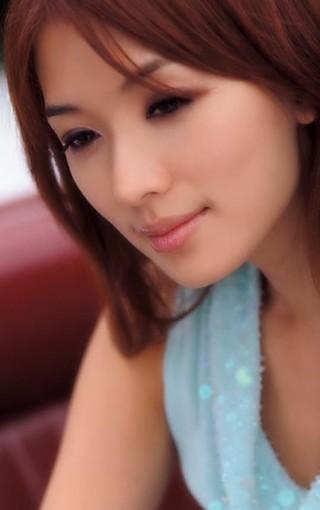 感性美女林志玲手机壁纸