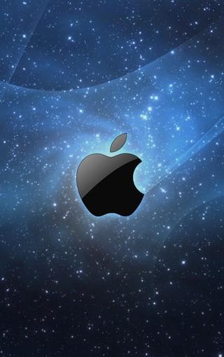 苹果主题logo手机壁纸