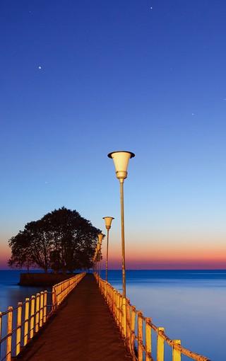码头唯美风景高清桌面 第14页-zol手机壁纸