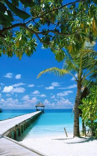 沿海美景高清手机壁纸图集