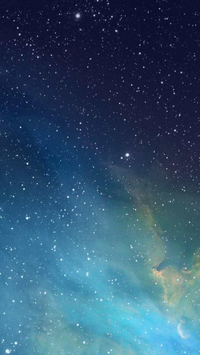iphone6自带星空壁纸_图片素材图片