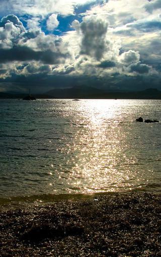 意大利撒丁岛沿海风光壁纸