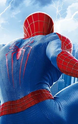 超凡蜘蛛侠2高清手机壁纸
