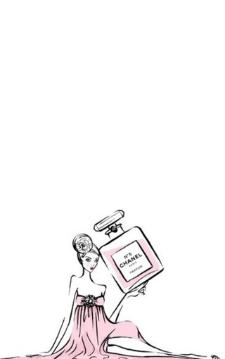 奢侈品牌香奈儿手机壁纸