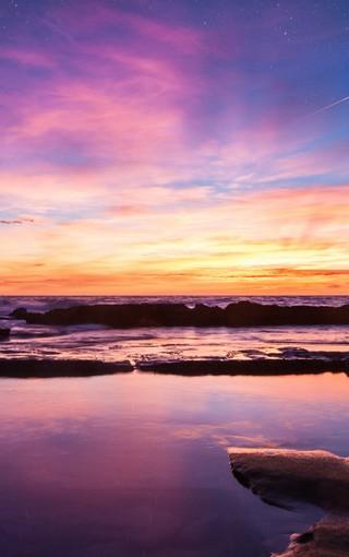 高清海岸风景壁纸图片 第5页-zol手机壁纸