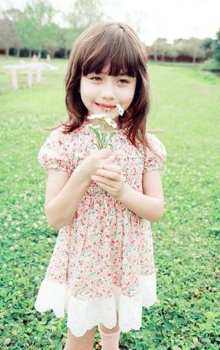 欧美可爱萝莉手机壁纸
