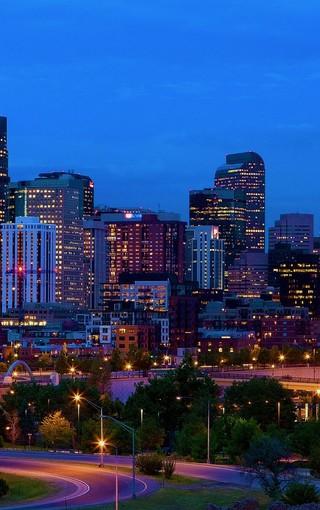 城市建筑高清桌面下载