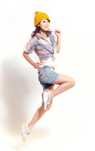 杨紫青春写真高清壁纸 第2页-zol手机壁纸
