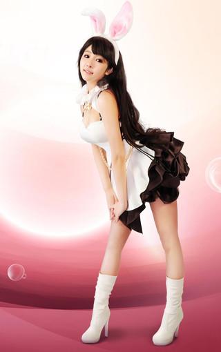 大图cosplay美女手机壁纸下载