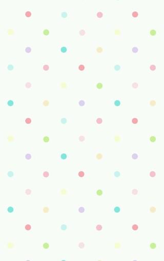 彩色花纹创意手机壁纸