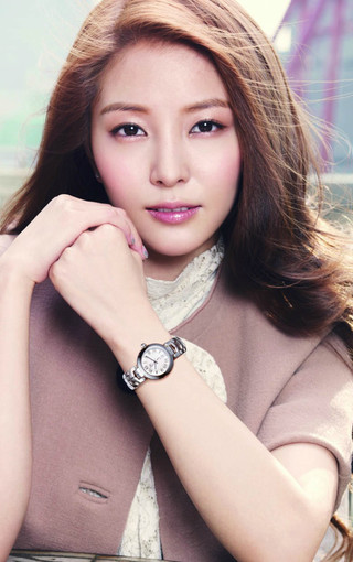 韩国性感明星手机壁纸
