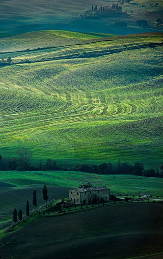 欧洲田园风景壁纸图片