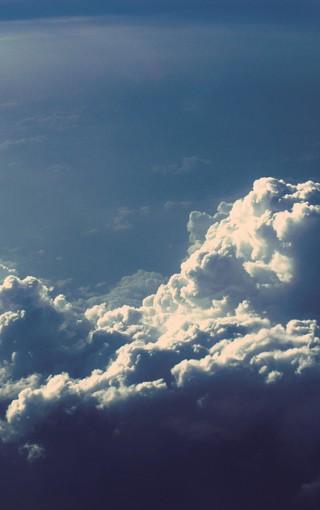 大图唯美云团风景壁纸