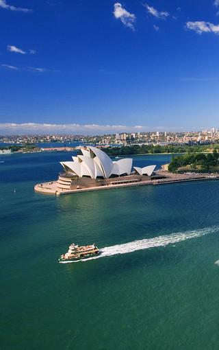 风景壁纸 高清风景壁纸 澳大利亚美景手机壁纸