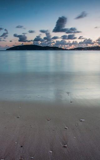 好看的海滩风光壁纸图片