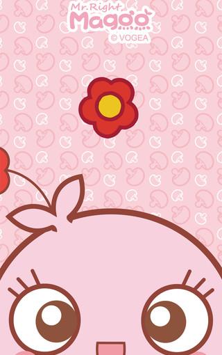 蘑菇点点mogoo可爱手机壁纸 第16页-zol手机壁纸