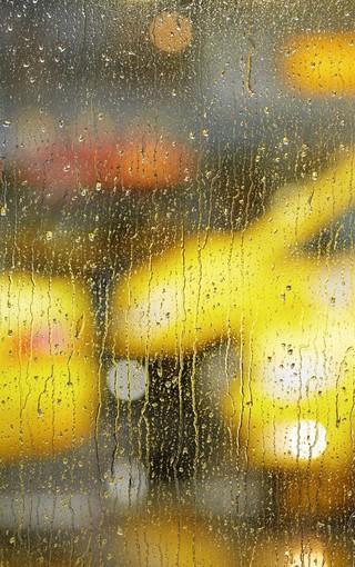 唯美雨天手机壁纸