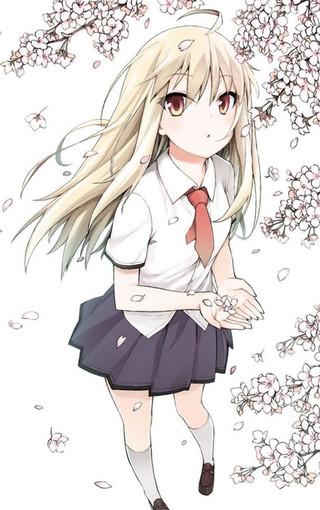 《樱花庄的宠物女孩》动漫锁屏壁纸