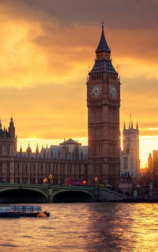 伦敦风景唯美高清壁纸-zol手机壁纸