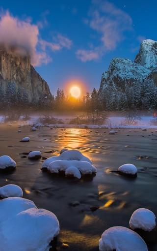 自然山水风景手机壁纸