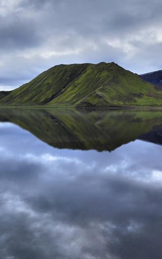 冰岛奇幻自然手机壁纸