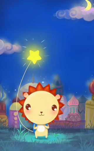 小狮子leo高清壁纸 第9页-zol手机壁纸