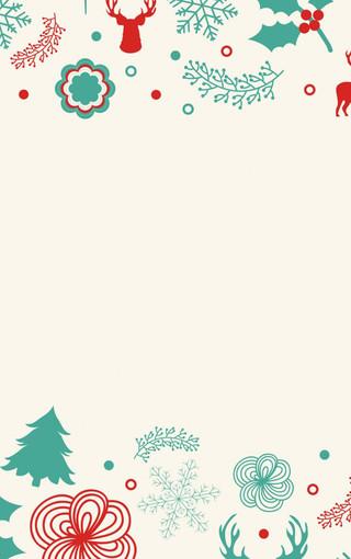 圣诞节高清手机大图壁纸