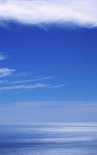 蓝天白云高清手机壁纸