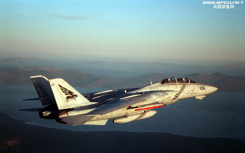 先锋影??f?y?(_美国海军f14雄猫战斗机精美壁纸