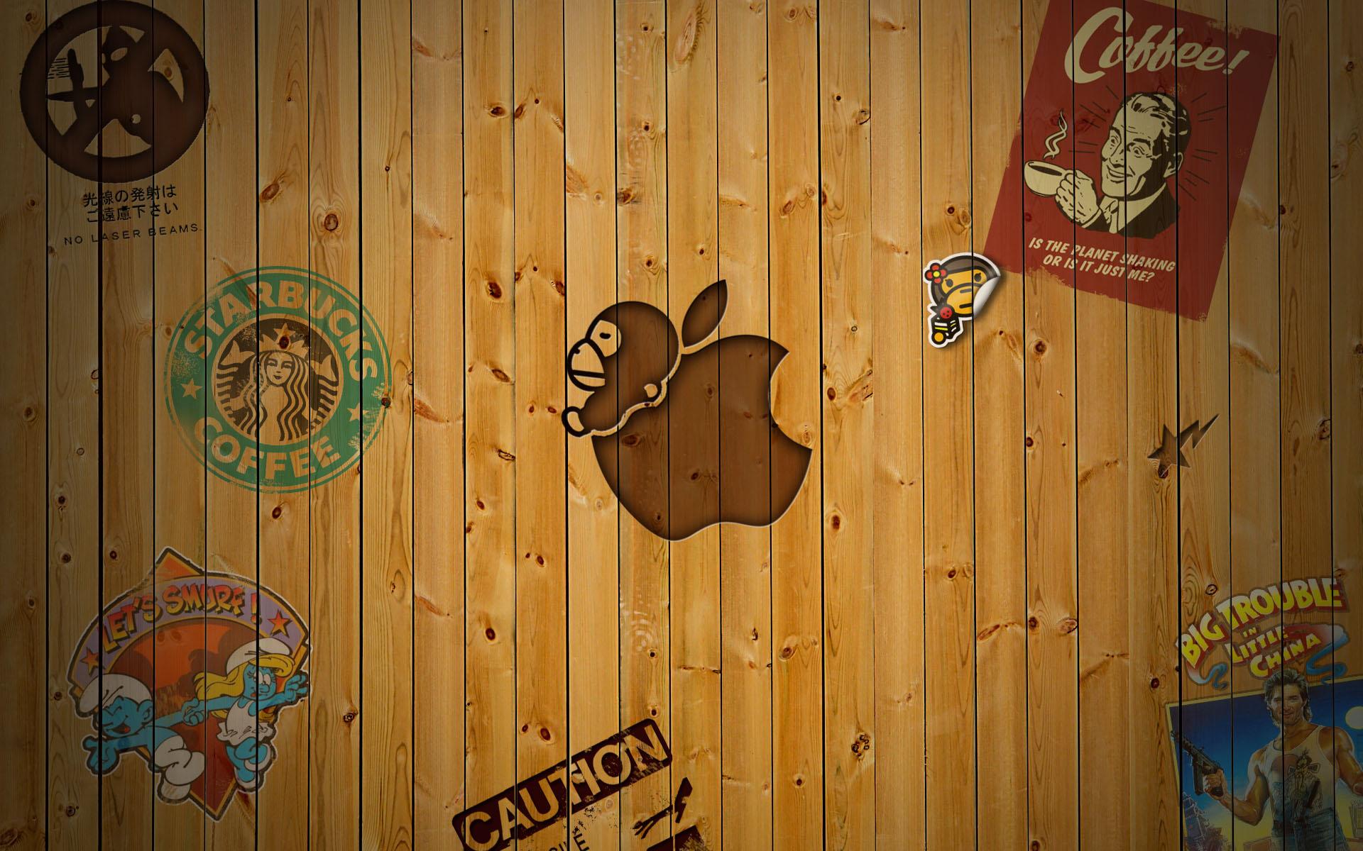 精选苹果宽屏壁纸包