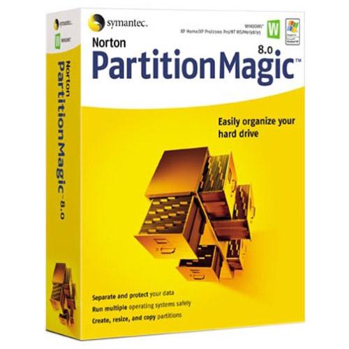 pq分区魔术师partitionmagic8.
