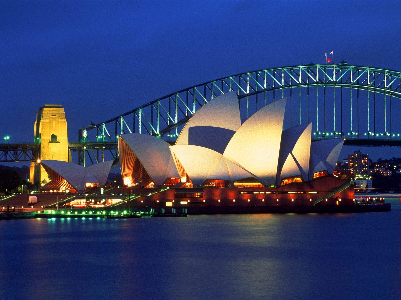 世界风光 美丽澳大利亚精美高清壁纸