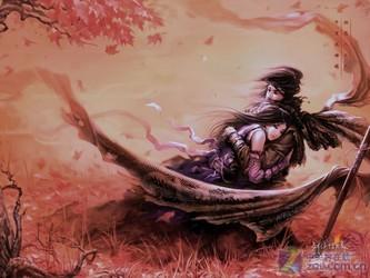 手绘古装美女壁纸与剑侠情缘iii壁纸哪个好用?