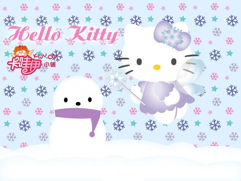 1/11 hello kitty超级可爱桌面壁纸 软件正视图